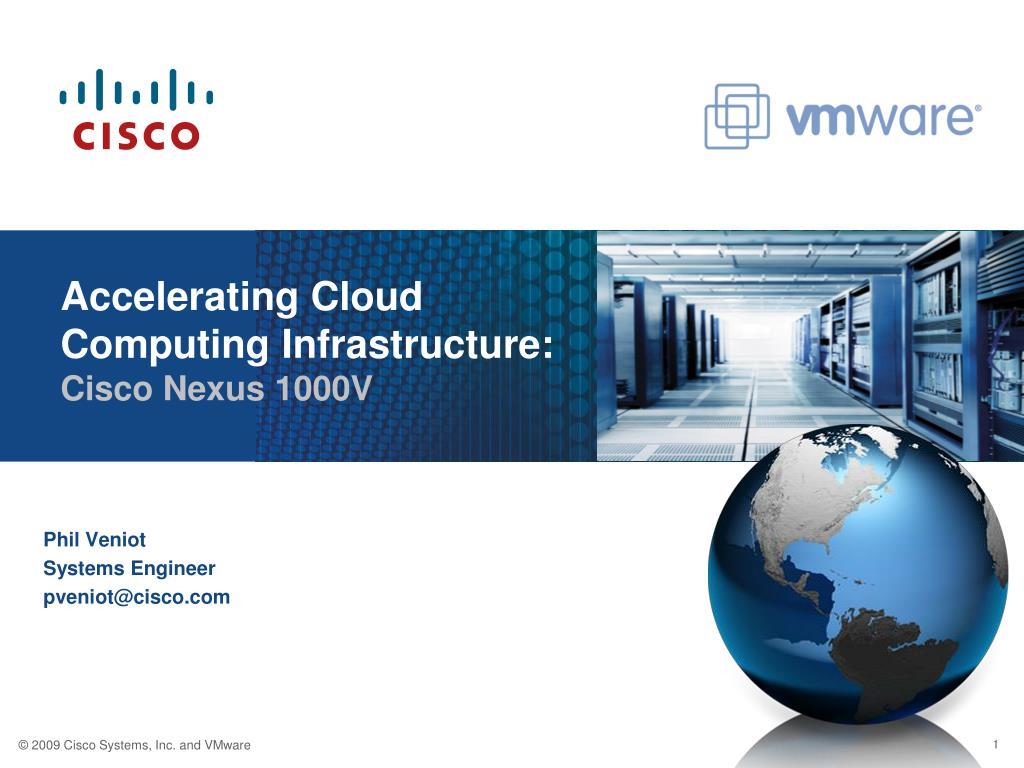 Cisco cloud computing ppt