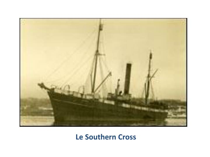 Le Southern Cross