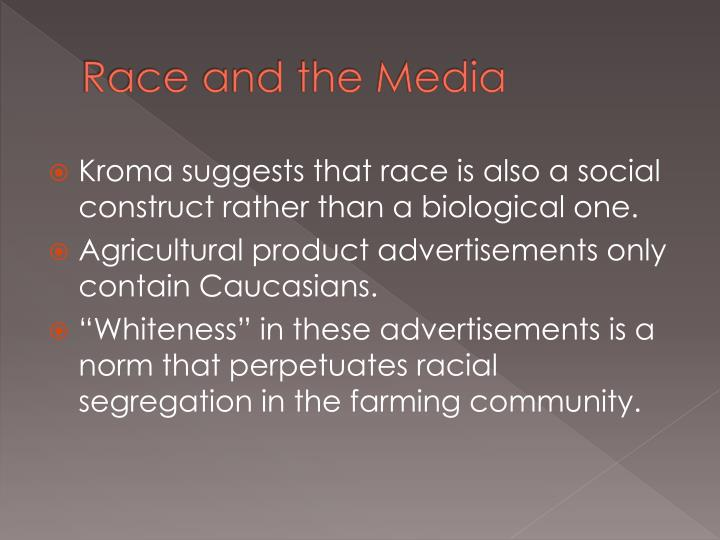 Race and the Media