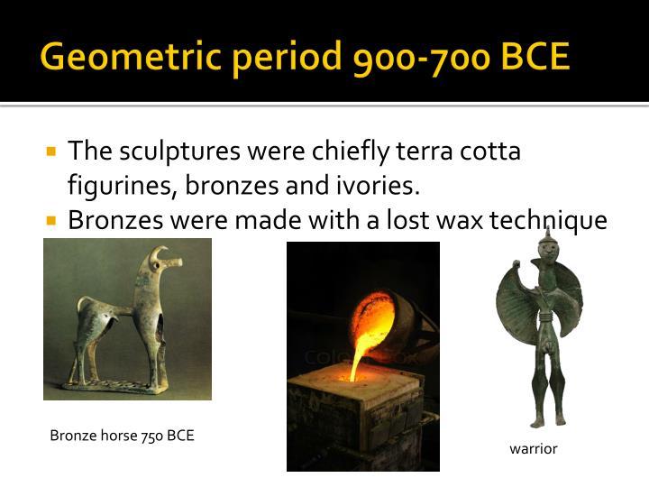 Geometric period 900-700 BCE