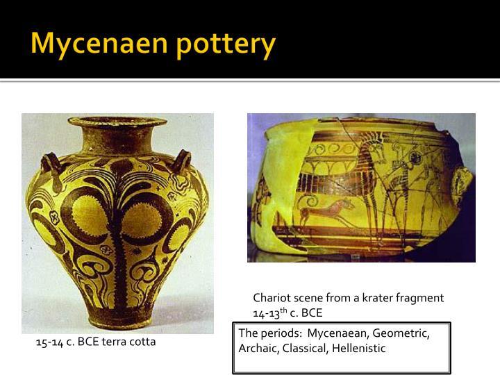 Mycenaen