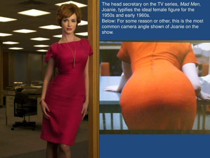 The head secretary on the TV series,