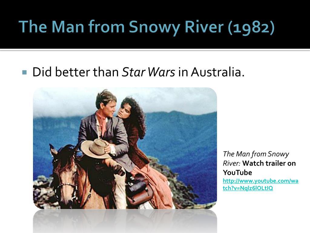 PPT - The History of Australian Cinema PowerPoint