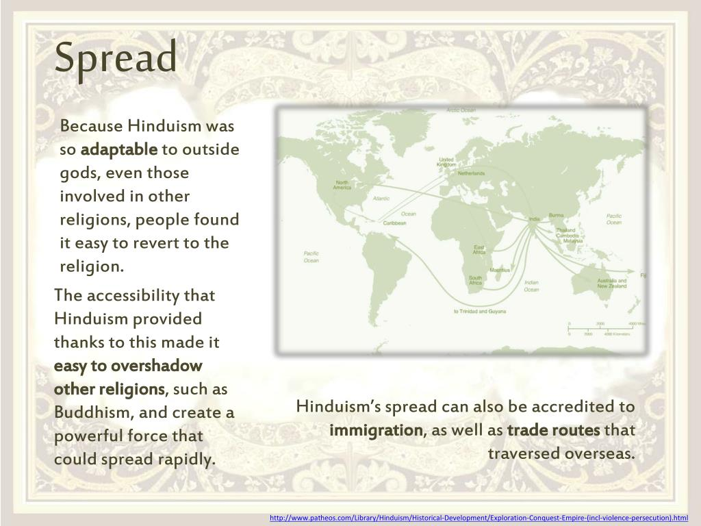 PPT - Hinduism PowerPoint Presentation - ID:1542857