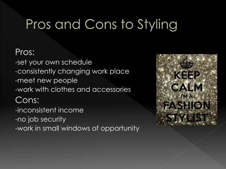 ppt - fashion stylist powerpoint presentation