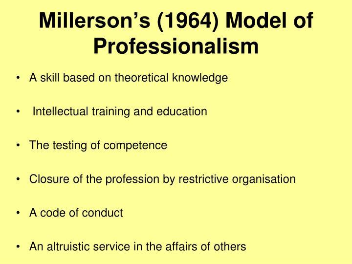 Millerson's