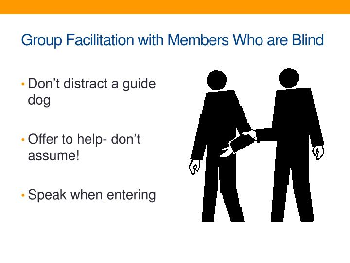 Group Facilitation with