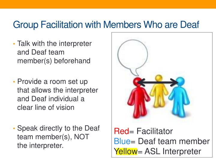 Group Facilitation with Members Who are