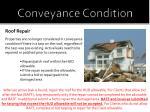 conveyance condition4