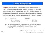 loss contingencies2