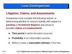 loss contingencies5