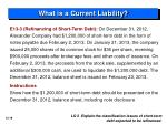 what is a current liability16