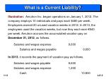 what is a current liability30