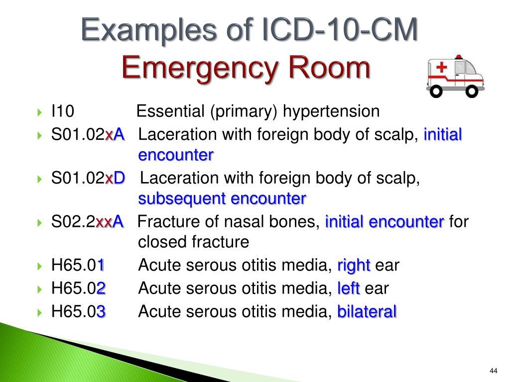 Bone fragment icd 10