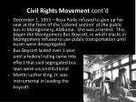 civil rights movement cont d2