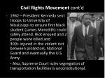 civil rights movement cont d3
