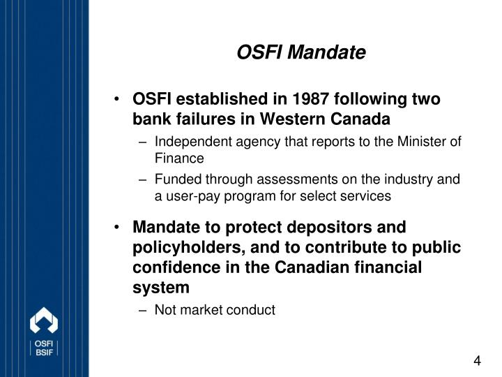 canada financial regulation 2008 structural reform of financial regulation page 5 canada so far has avoided many of the economic problems that currently plague the united states and united kingdom1 canadian financial institutions have not declared the large losses that have.