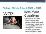 ontario middle school 2012 2013102
