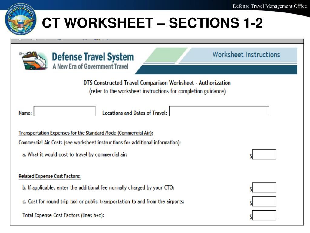 Ppt T 200 Constructed Travel In Dts Powerpoint