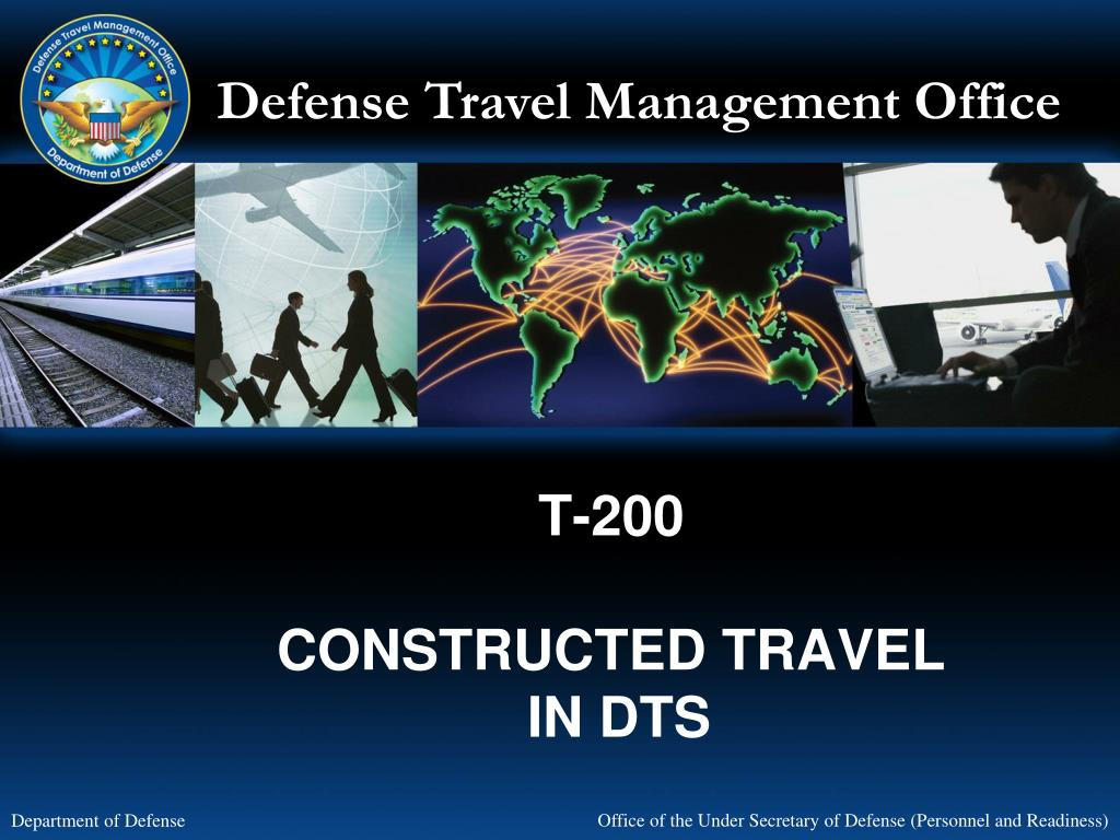 Ppt T 200 Constructed Travel In Dts Powerpoint Presentation Id