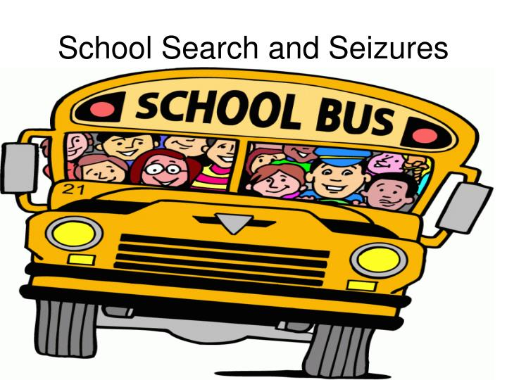 School Search and Seizures