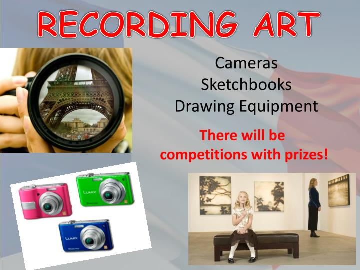 RECORDING ART