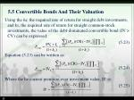 5 5 convertible bonds and their valuation4
