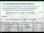 5 5 convertible bonds and their valuation5