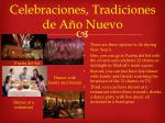 celebraciones tradiciones de a o nuevo