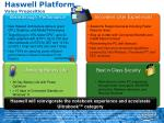 haswell platform value proposition