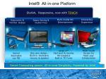 intel all in one platform
