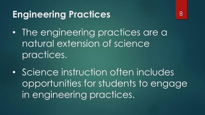 Engineering Practices