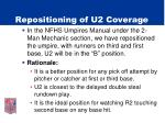 repositioning of u2 coverage1