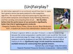 un fairplay