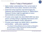 goal or today s participation