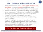 grc network architectures branch
