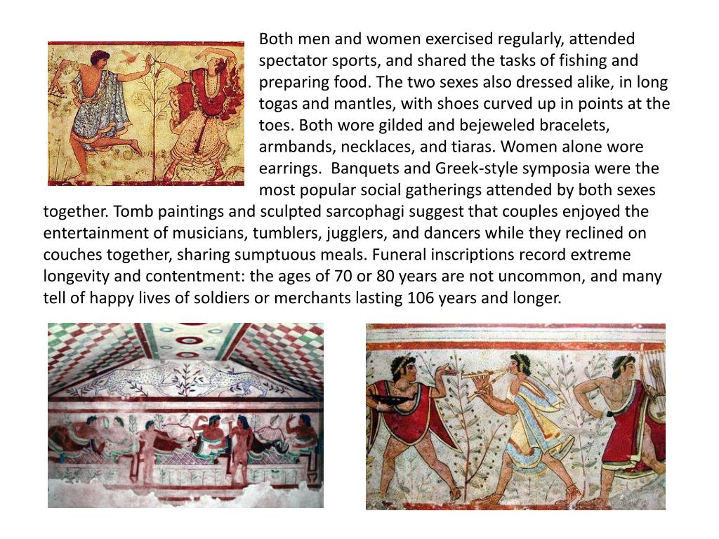 PPT - Discovering Etruscan Influences on Roman ...