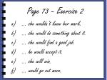 page 73 exercise 2