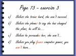 page 73 exercise 3