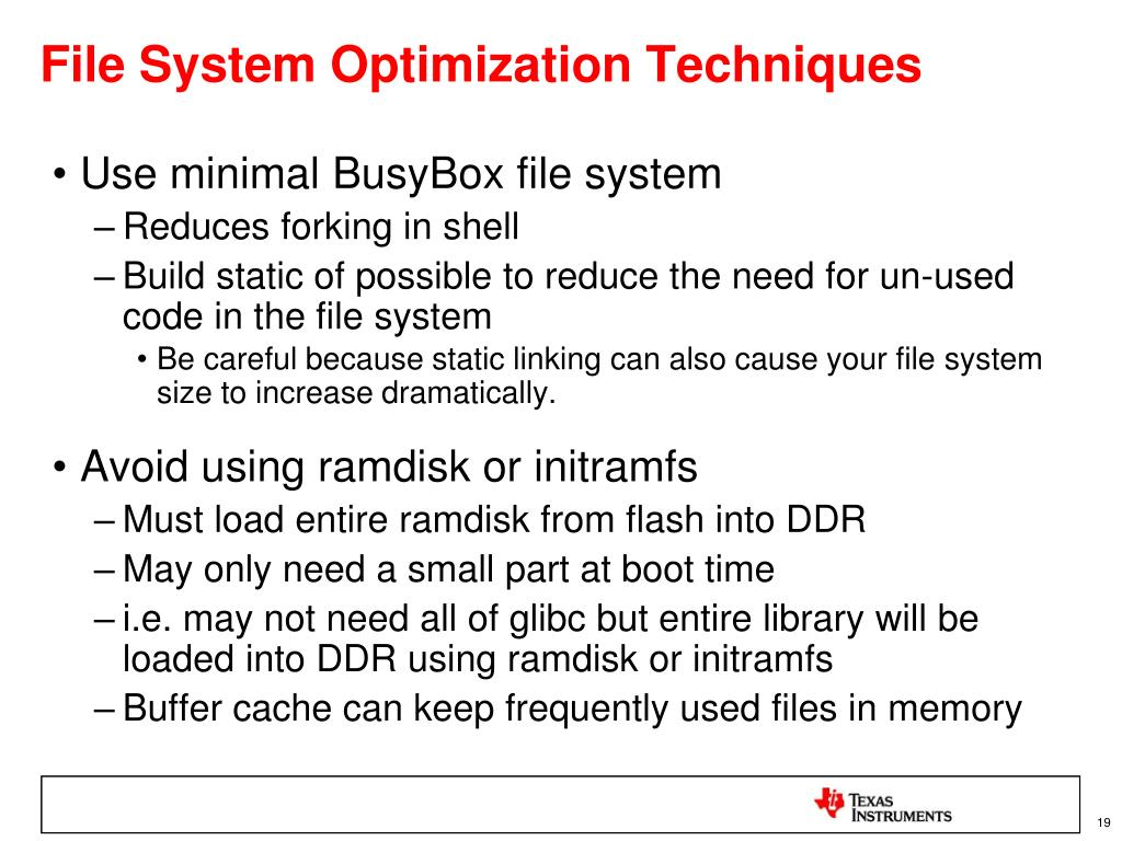 PPT - Optimizing Linux Boot Time PowerPoint Presentation