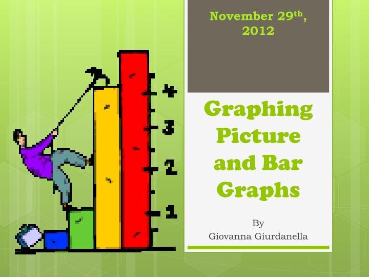 graphing picture and bar graphs n.