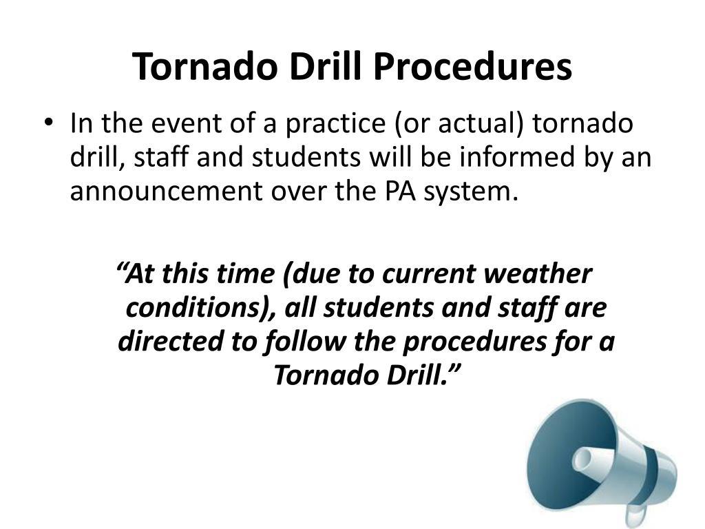 PPT - Emergency Procedure PowerPoint Presentation - ID:1548193