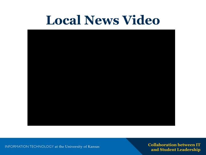 Local News Video