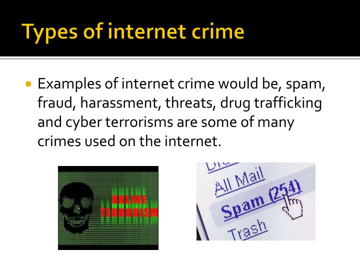 internet crime and privacy essay Cybercrime, also called computer crime, the use of a computer as an instrument to further illegal ends, such as committing fraud, trafficking in child pornography and intellectual property, stealing identities, or violating privacy.