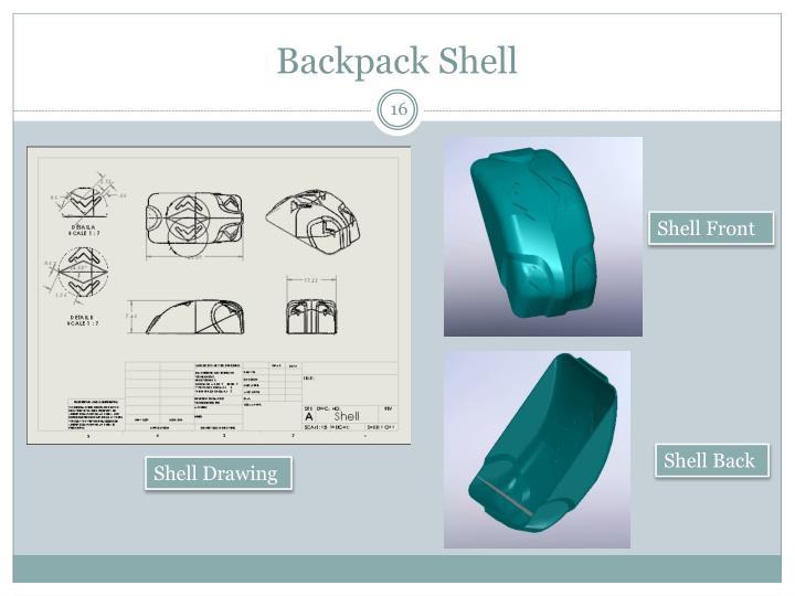 Backpack Shell