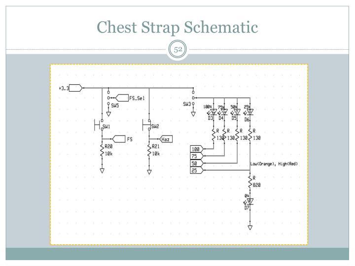 Chest Strap Schematic