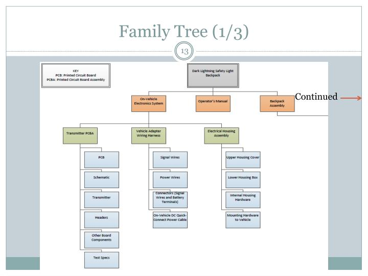 Family Tree (1/3)