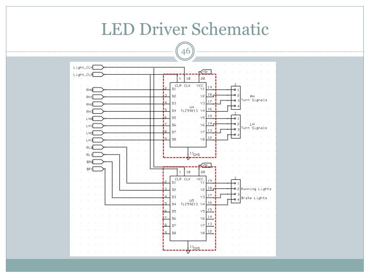 LED Driver Schematic