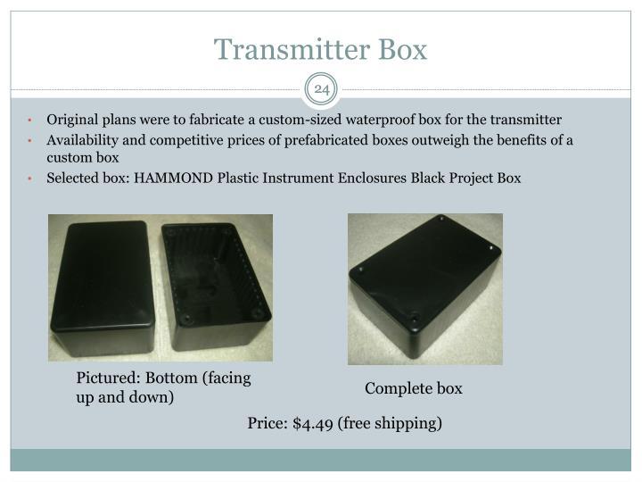 Transmitter Box