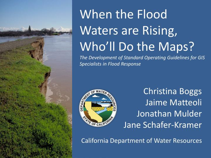 california department of water resources n.